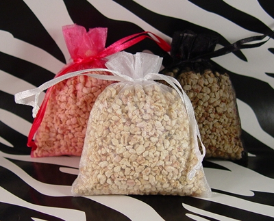 4 pack Scented Sachets